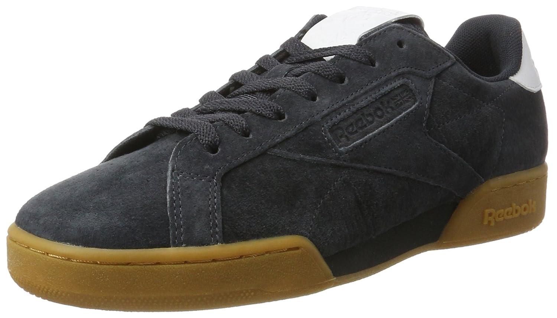 Reebok Herren NPC Uk Ii Sneaker  40.5 EU|Blau (Lead/White)