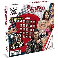 Top Trumps 035989 WWE Superstars & Legends Match Board Game