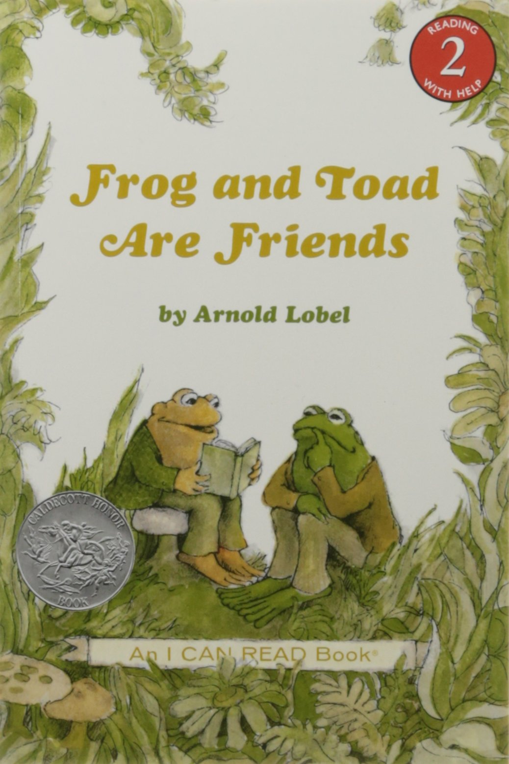 Frog Toad Friends Arnold Lobel product image
