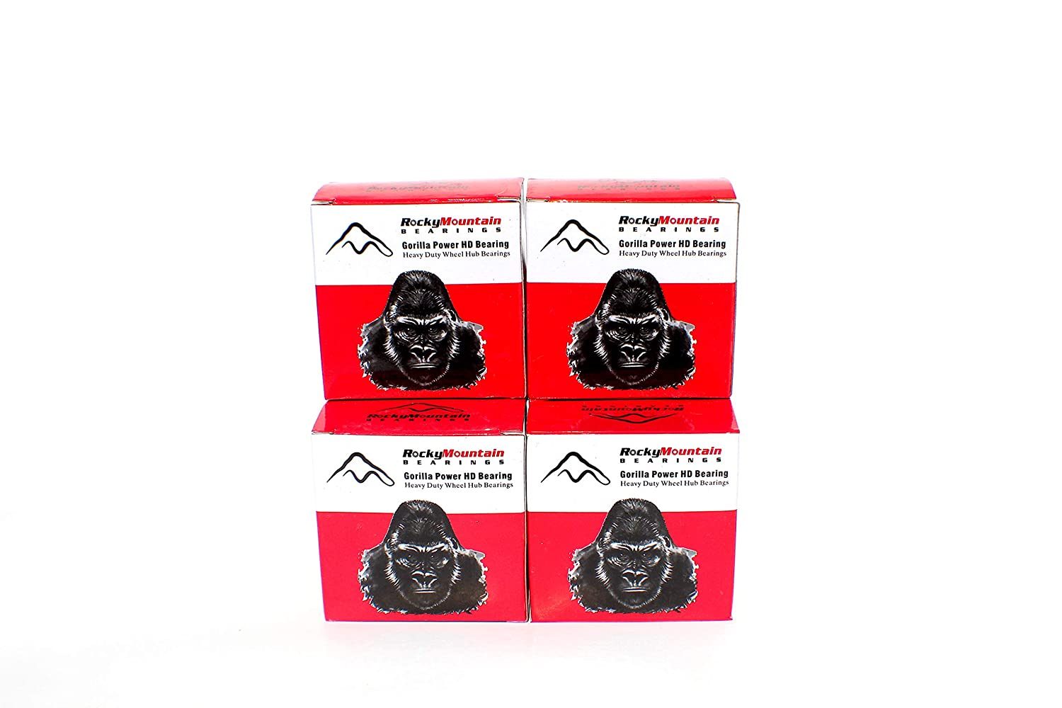 Polaris RZR 800 2008 2009 and RZR S 800 Wheel Bearings Front and Rear Exceeds OEM