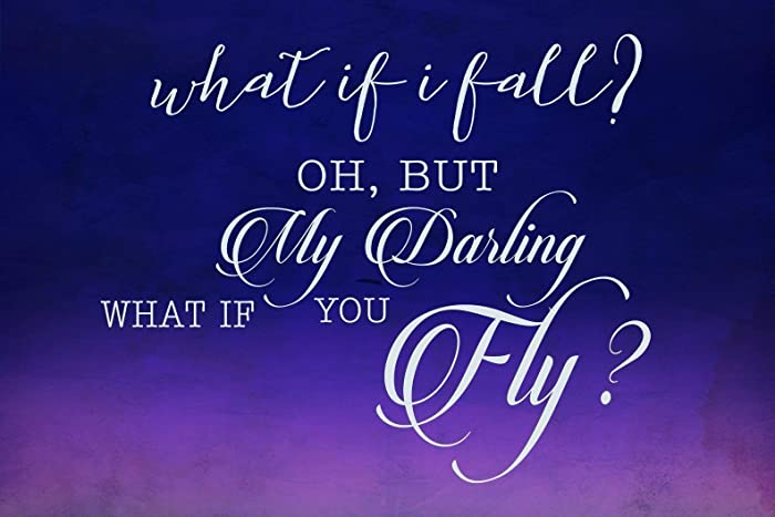 Amazoncom What If I Fall Oh But My Darling What If You Fly