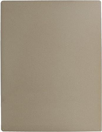 KalaMitica Lavagna Magnetica Beige In Acciaio Scrivibile Con Gessetti Dimensioni 74x57x0,12cm