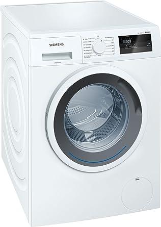 Häufig Siemens iQ300 WM14N0A1 Waschmaschine / 7,00 kg / A+++ / 157 kWh UO05