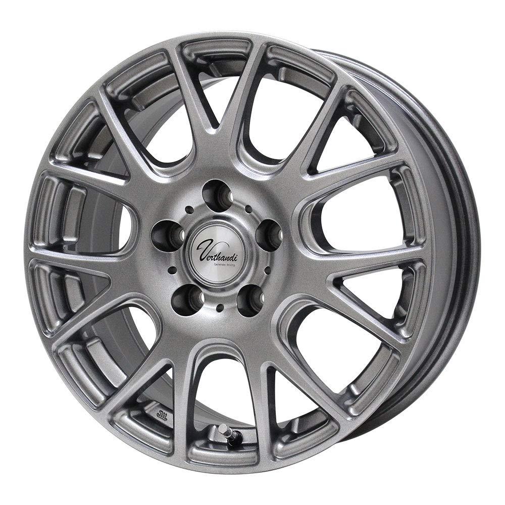 MAXTREK(マックストレック) サマータイヤ&ホイール MAXIMUS M1 205/60R15 Verthandi(ヴェルザンディ) 15インチ 4本セット B07N4JLGQ9