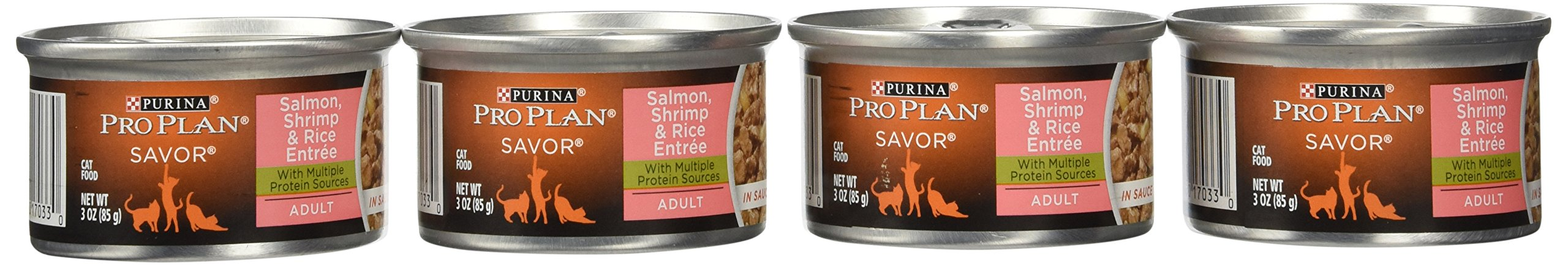 Purina Pro Plan Entrees in Sauce Adult Wet Cat Food
