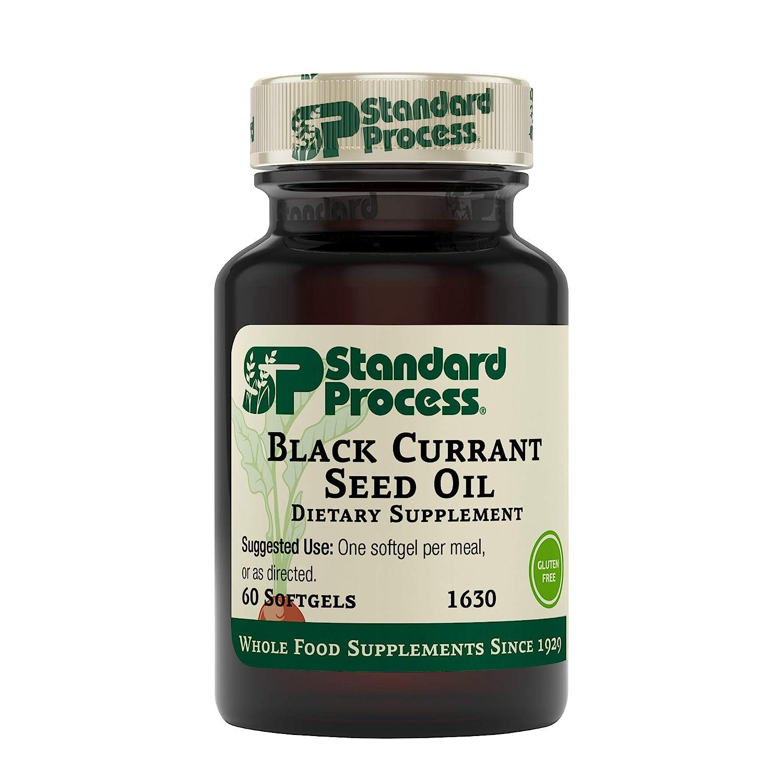 Standard Process - Black Currant Seed Oil - 60 Softgels