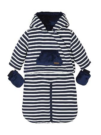 groß auswahl Qualitätsprodukte langlebig im einsatz VERTBAUDET Baby Overall/Ausfahrsack marine gestreift 44 ...
