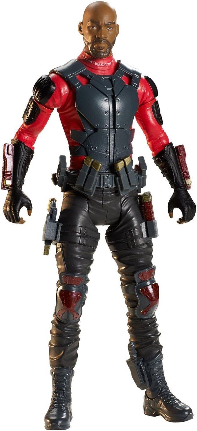 DC Comics Multiverse Suicide Squad Deadshot Figure 6 Mattel DNV44