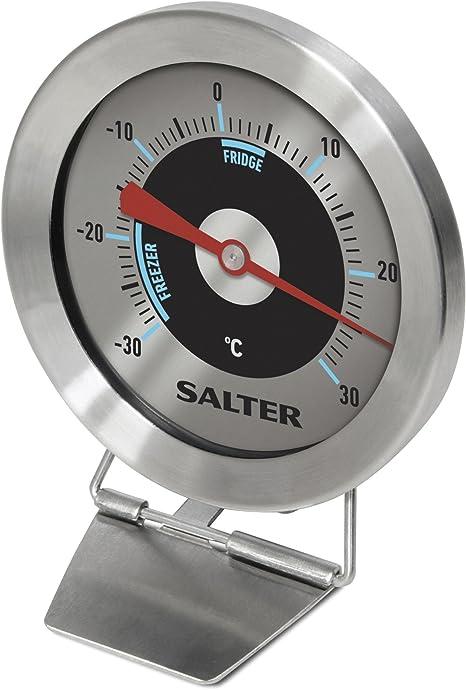 Compra Salter 517 SSCR Termómetro analógico para congelador ...