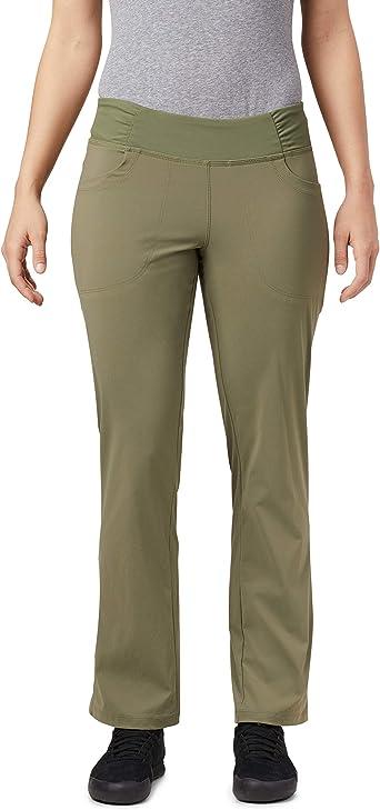 TALLA XS Largo. Mountain Hardwear Dynama Pant Pantalones, Mujer