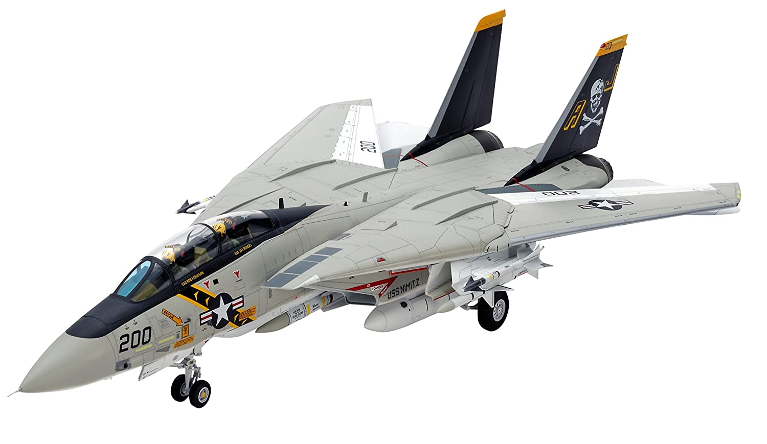 1:48 Tamiya Grumman F-14A Tomcat Model Kit