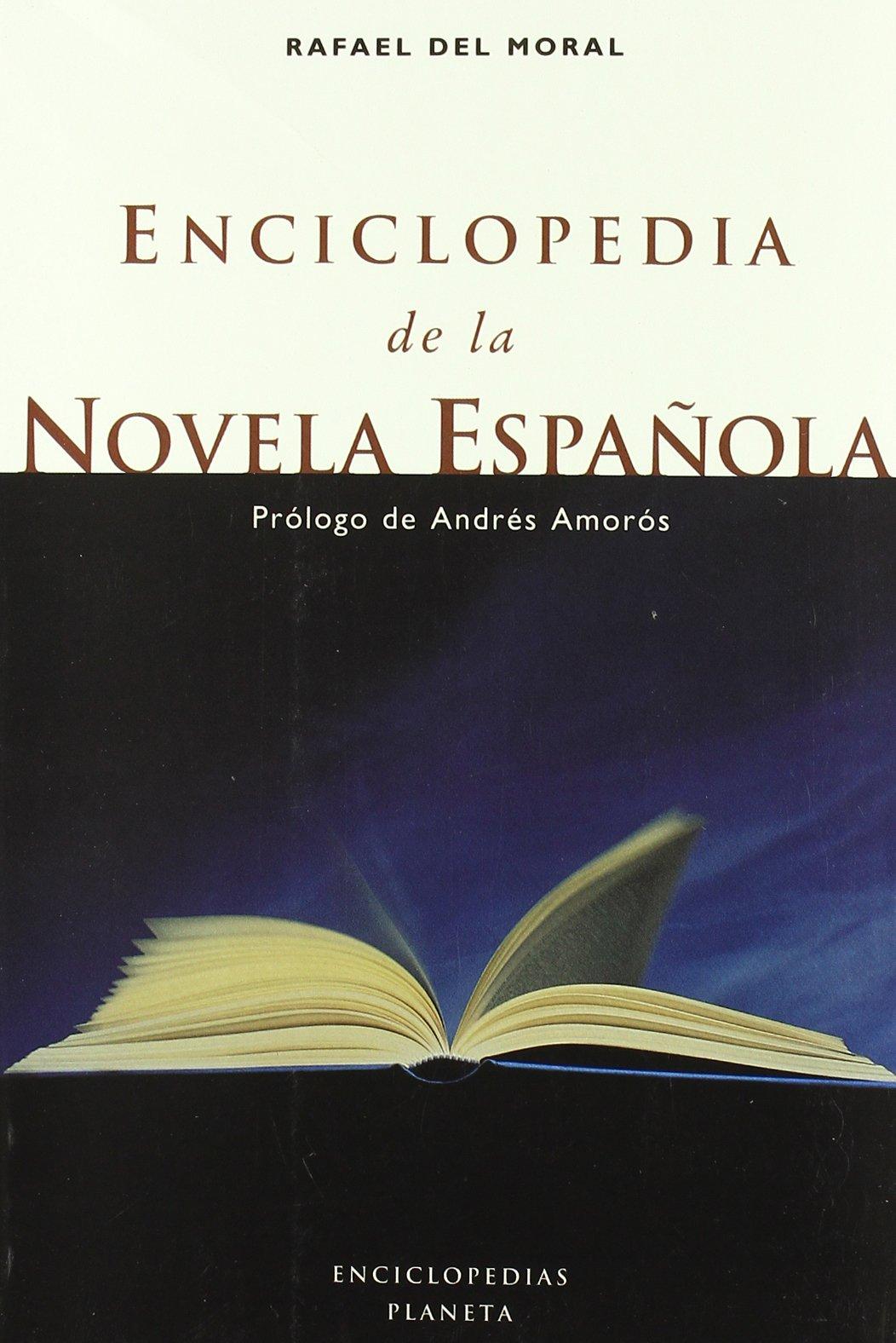 Enciclopedia de la novela española (8408026666): Amazon.es: Rafael ...