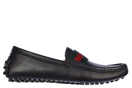 Gucci Mocassini Bambino Pelle Moca Nappa Thea Nero  Amazon.it  Scarpe e  borse 24ec8ab4b740