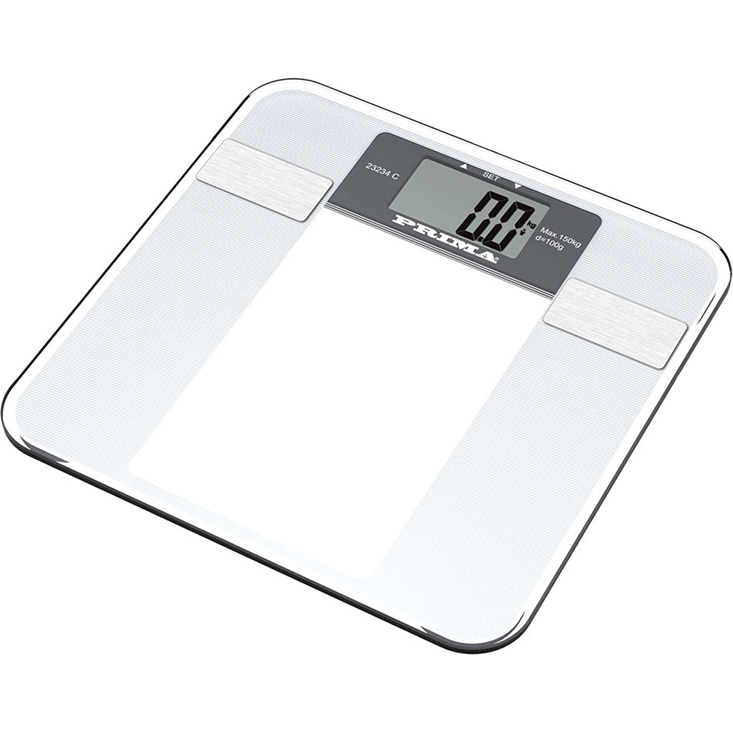 BATHROOM SCALE WEIGHING BODY FAT WEIGHT ELECTRONIC HOME LOSE DIAL MECHANICAL NEW (150KG 6 IN 1 MEASURES FAT)
