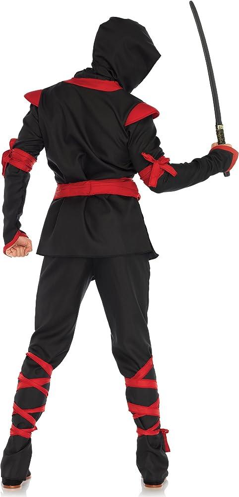 Mens Ninja Halloween Costume