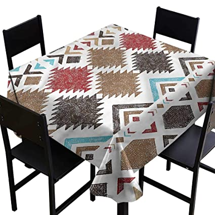 Amazon Com Home1love Native American Tablecloth For Kids Childrens