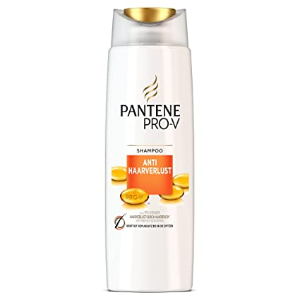 Pantene Pro-V de Anti Hair Loss Shampoo para cabello quebradizo, 6-pack