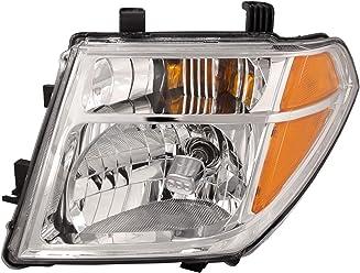 Halogen Headlight For 1987-1995 Nissan Pathfinder Right w// Bulb