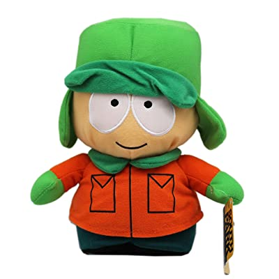 South Park Kyle Broflovski Standing Upright Collectible Plush Toy (9in): Toys & Games