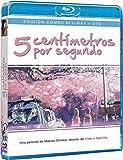 A 5 Centímetros Por Segundo [Blu-ray]