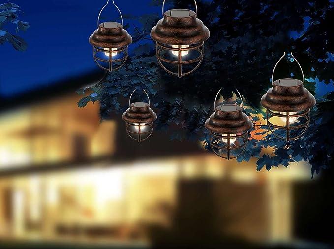 Luci Da Esterno Giardino Solari : Led lampada solare lampada solare da giardino illuminazione lampada