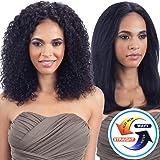 BEACH CURL 7PCS - NAKED NATURE BRAZILIAN VIRGIN REMY 100% HUMAN HAIR BUNDLE