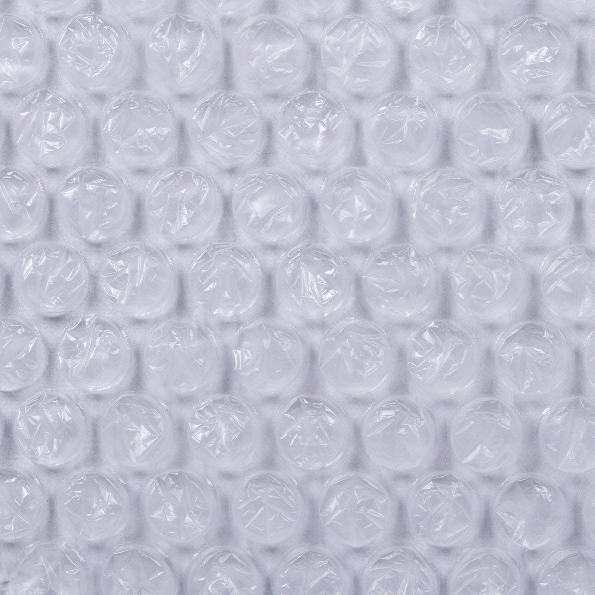 12 x 60 Duck Brand Bubble Wrap Roll 1061835 Original Bubble Cushioning 2 Pack 12 in. x 60 ft. Perforated Every 12