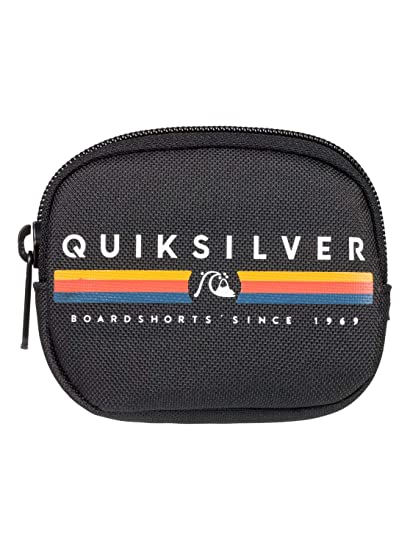 Quiksilver - Monedero con Cremallera Envolvente - Niños 8-16