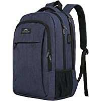 $37 » Laptop Backpack with USB Charging Port,Slim Travel Backpack with Laptop Compartment for…
