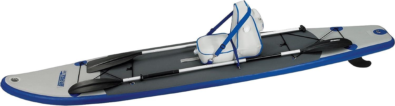Sea Eagle Longboard 11 SUP Deluxe Package