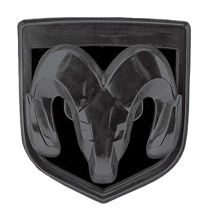 Amazon.com: Reese Towpower 86619 Emblem (Ram Lighted Logo Black Finish): Automotive