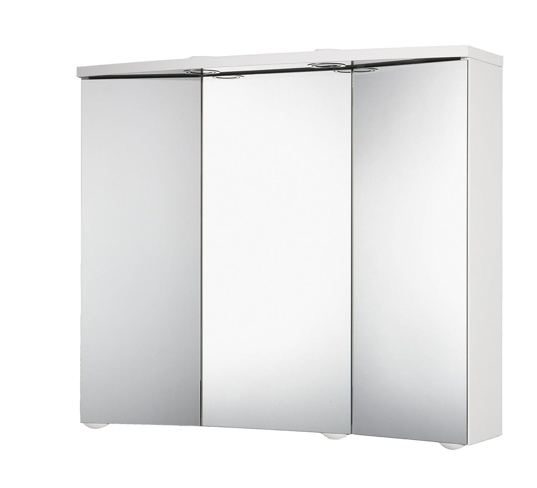 Jokey Trava Spiegelschrank 75 silber Amazon Küche & Haushalt