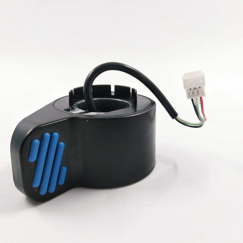 Amazon.com: Acelerador de acelerador de pulgar para scooter ...