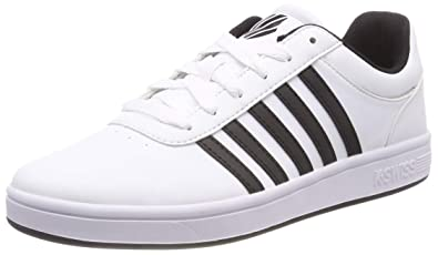 K Swiss Herren Court Cheswick S Niedrige Hausschuhe Amazon De