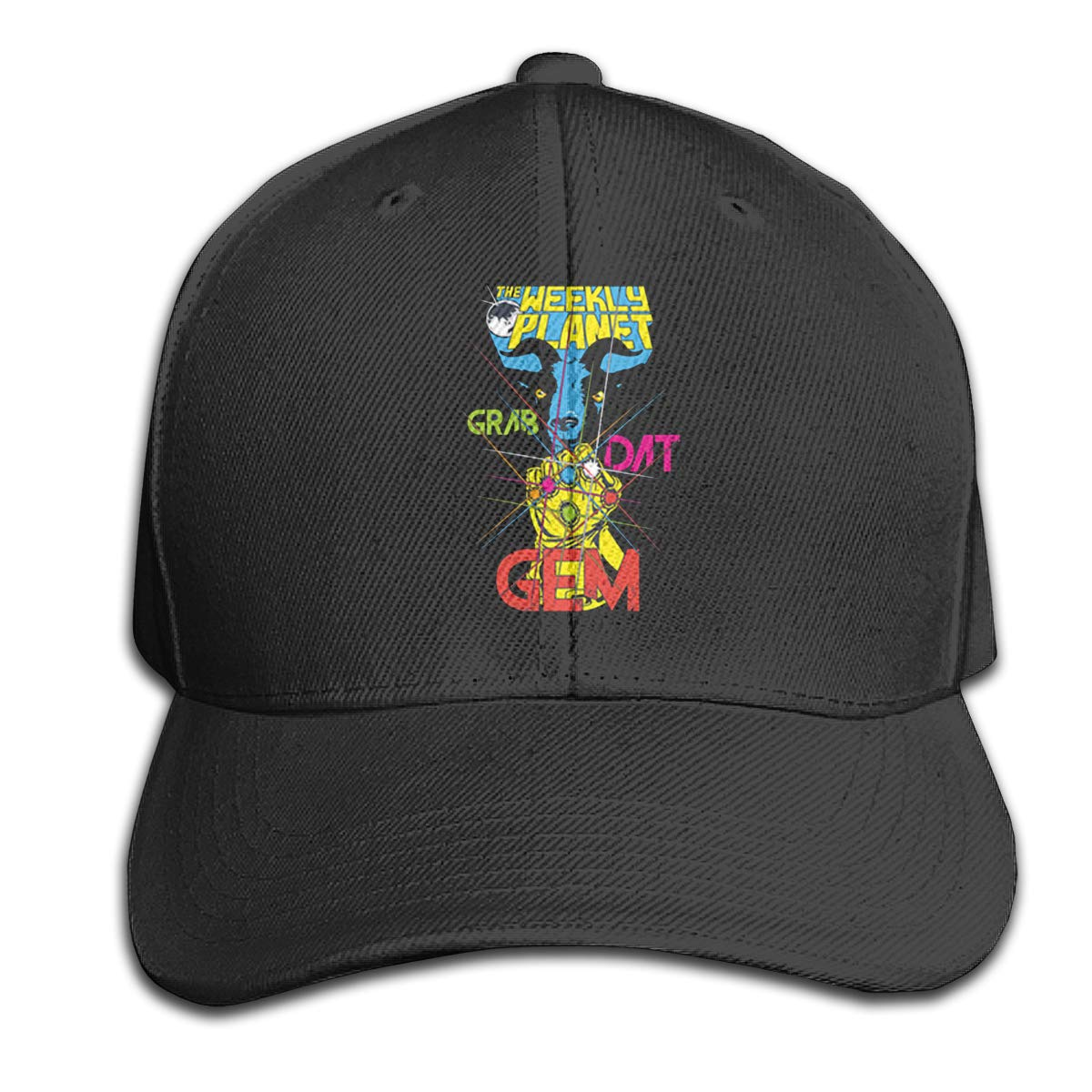 The Weekly Planet Hat Mens Vintage Washed Personalized Hats