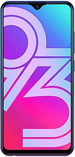Vivo Y93 1814 (Nebula Purple, 3GB RAM, 64GB Storage) with No Cost  EMI/Additional Exchange Offers