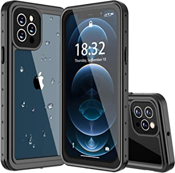 Nineasy Waterpoof iPhone 12 Pro Max Case
