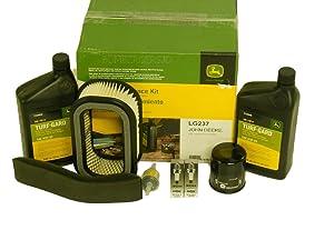 John Deere Original Equipment Filter Kit #LG237