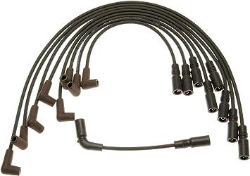 ACDelco 748RR GM Original Equipment Spark Plug Wire Set