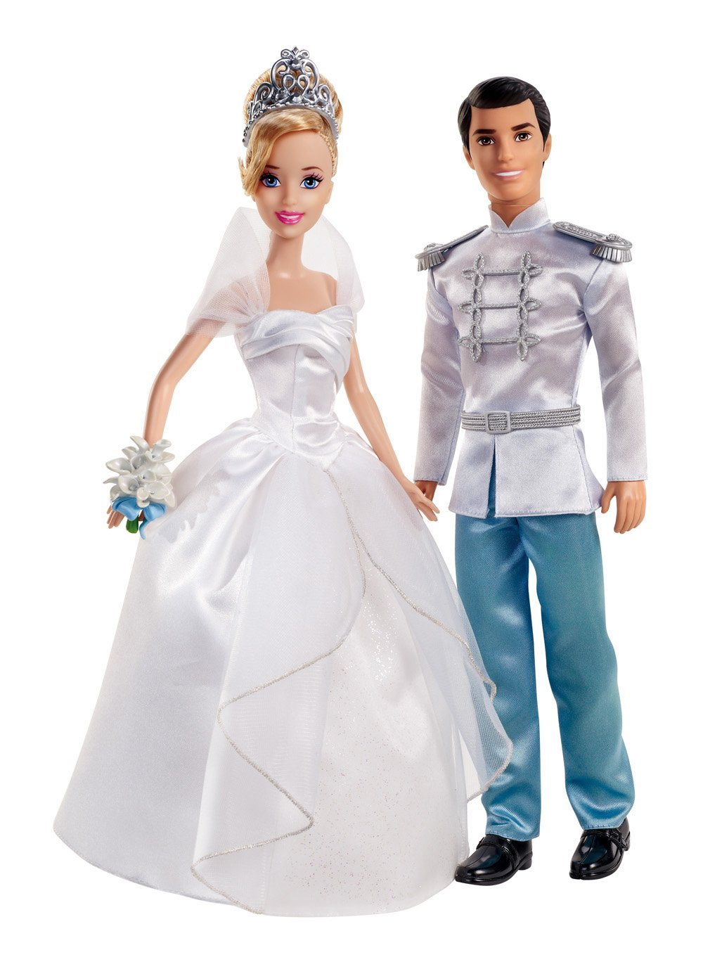 Amazon.com: Disney Princess Cinderella Fairytale Wedding Giftset ...