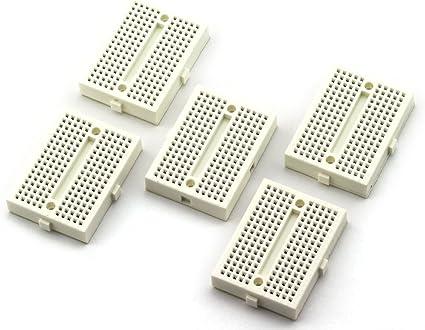 Breadboard experiments Board Socket Board 830 contacts Socket Board
