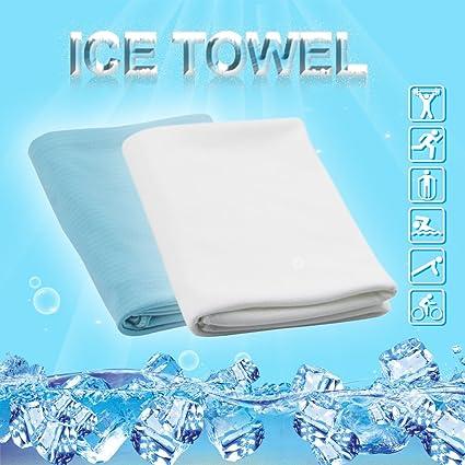 Hielo Toalla la Super Cool, Super absorbente, secado rápido ...