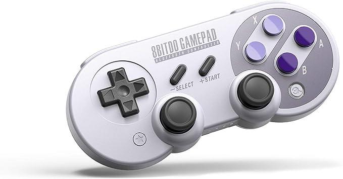 Import - 8Bitdo Mando Bluetooth (Super Nintendo, Snes30 Pro ...
