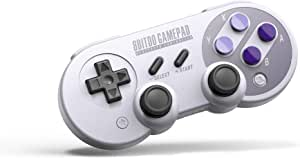 8Bitdo SN30 Pro Controller Windows, macOS, Android, compatible with Nintendo Switch