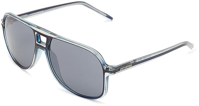 Converse - Gafas de sol Aviador Monitor para hombre, Navy ...