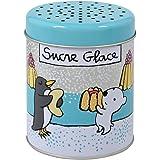 Boîte à sucre Glace, Derrière la porte