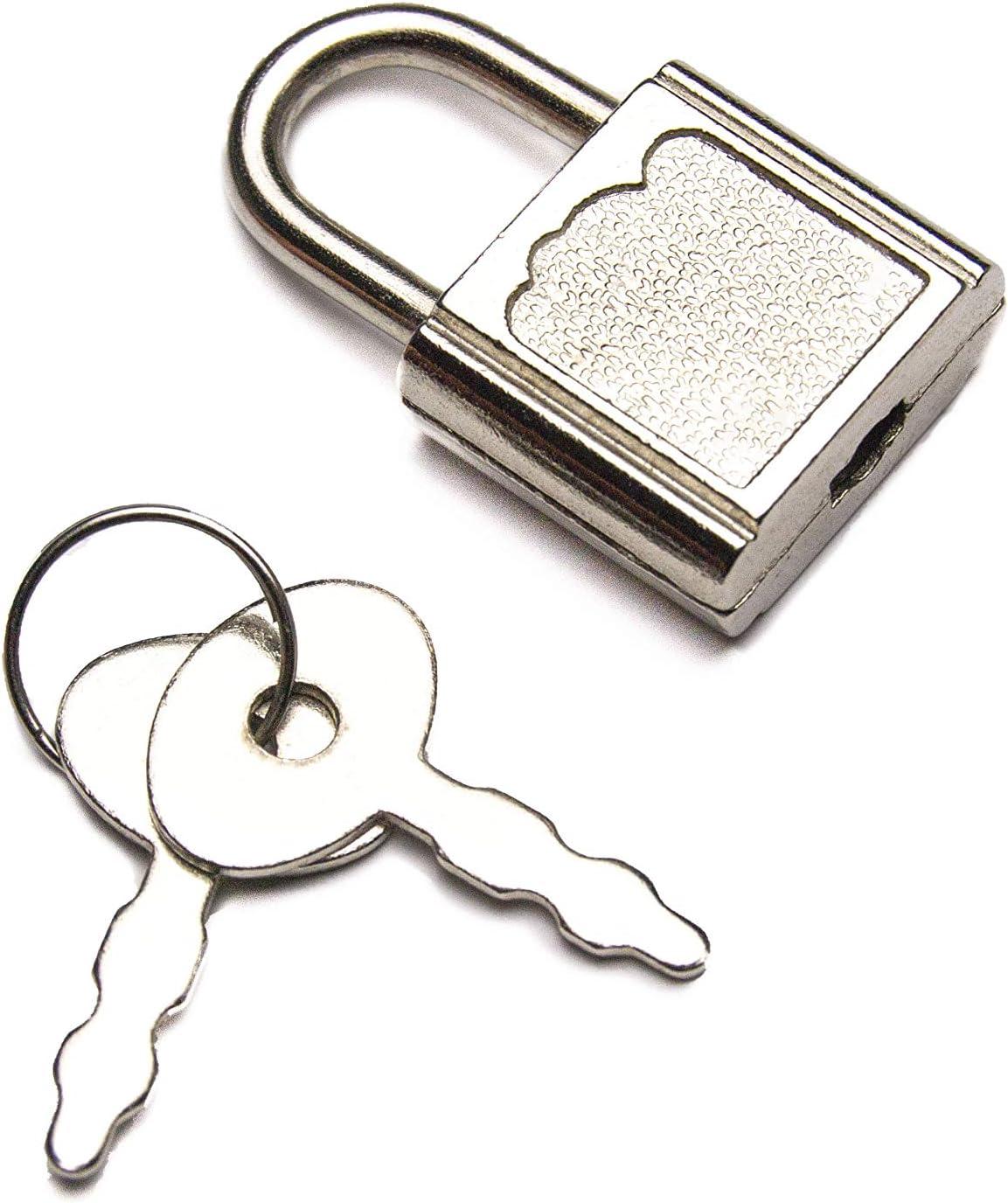Journal secret 14,5 x 18,5 cm avec cadenas en m/étal et 2 cl/és.