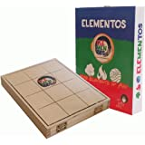 ELEMENTOS - 2 Player wooden light strategy game