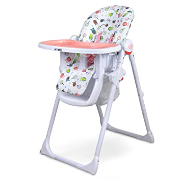 iSafe MAMA Highchair - Twilight Recline Compact Padded Baby High Low Chair Complete With Double Tray  sc 1 st  Amazon UK & iSafe MAMA Highchair - Twilight Recline Compact Padded Baby High Low ...