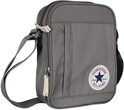: Converse Core Poly Cross Body Bag Charcoal